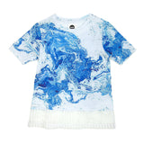 Sudo Tee Morning Star Blue Marble #
