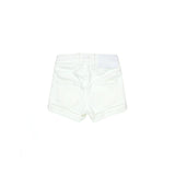 Sudo Stretch Denim Shorts Piper High Rise Bright White *