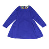 Sudo Song Bird Dress Peacock Blue #