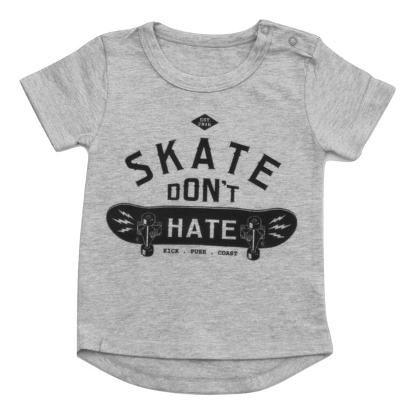 Little Lords Skate Don't Hate Tee
