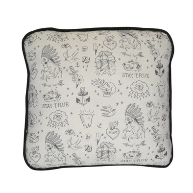 Rock Your Crib Stay True Cushion Cover*