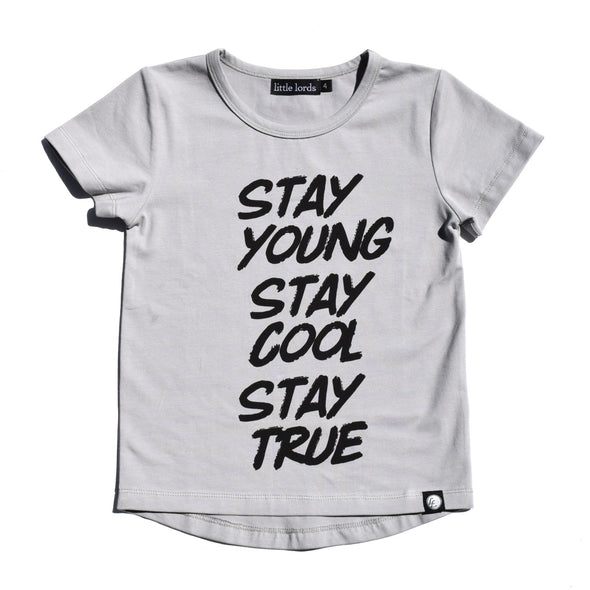 Little Lords Stay Young Tee^