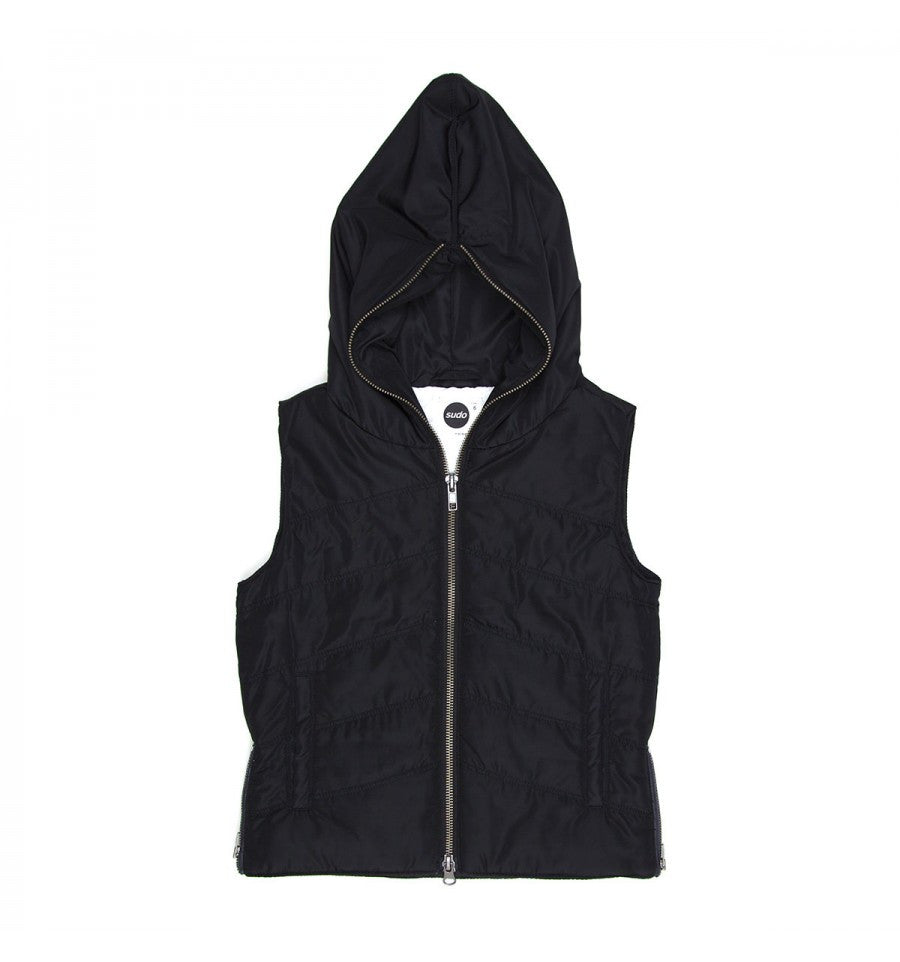 Sudo Near or Far Vest Jet Black #