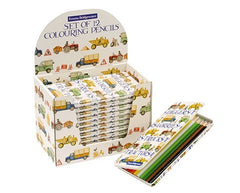 Emma Bridgewater Men At Work Tin w Pencils