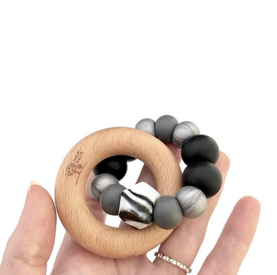 Nature Bubz Marble Teether