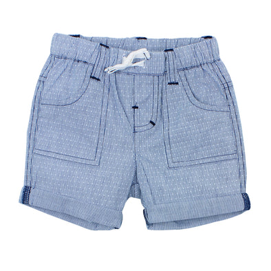 Bebe Leon Short Stripe