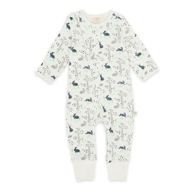 Tiny Twig Garden Helper Zipsuit L/S ^