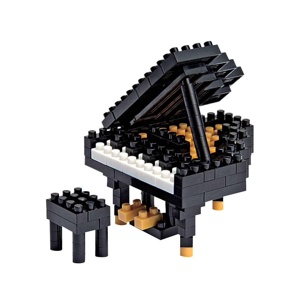 Nanoblock Blister Pack Grand Piano