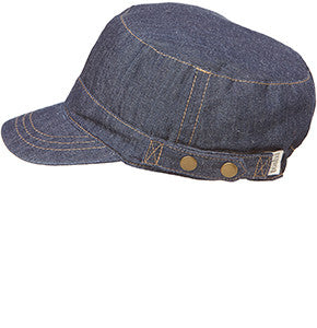 Toshi Cap Rodeo Denim *#