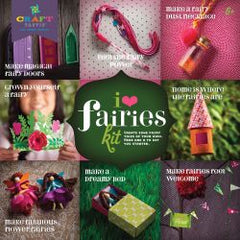 Craft Tastic I Love Fairies Kit