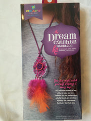 Craft Tastic Dream Catcher Necklace Kit