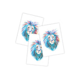 Ducky Street Temporary Tattoo Lion 3pk