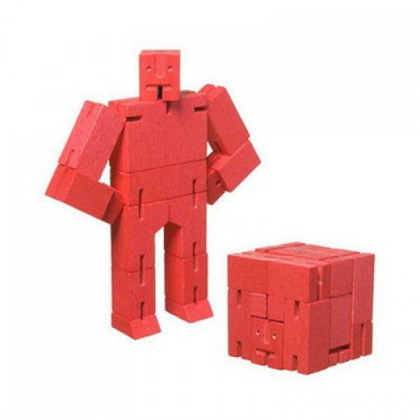 Cubebot Small - Red