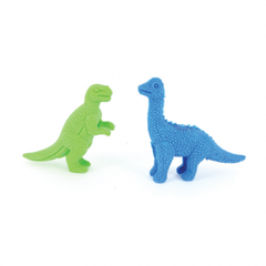 Erasables Eraser Set Small - Dinosaurs