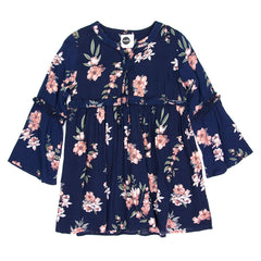 Sudo Ginger Dress Delicate Floral