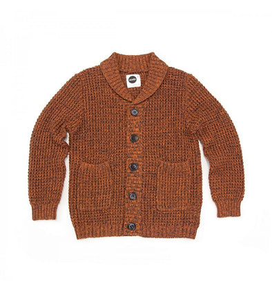 Sudo Cardigan Higher Ground Rusted +