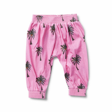 Lil Missie Munster Pant Hot Palms *