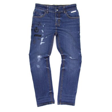 Sudo Icon Jean Ripped Blue +