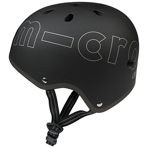 Micro Scooter Helmet Black