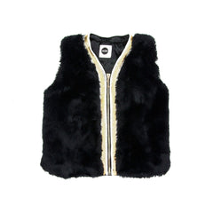 Sudo Miss Molly Faux Fur Vest