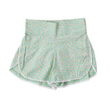 Peggy Neil Short Green Liberty #
