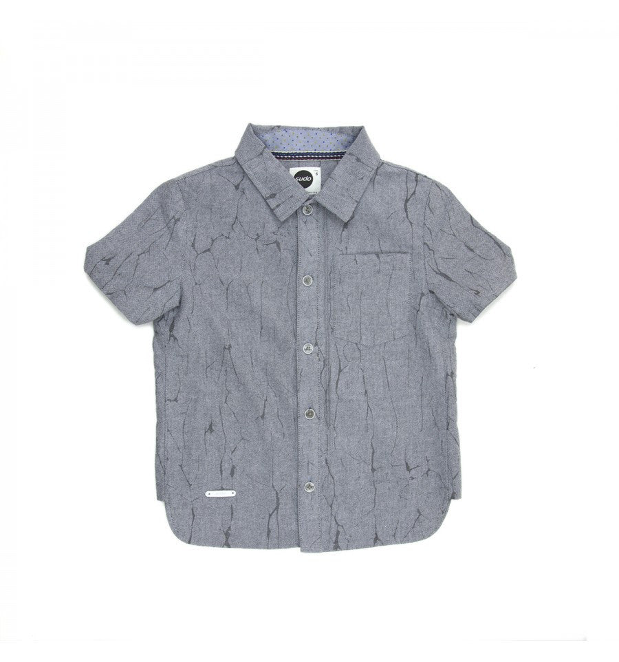 Sudo S/S Shirt Paxton Cracked #