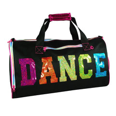 Pink Poppy Dance in Style Basic Carry All Bag Black