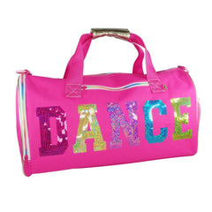 Pink Poppy Dance in Style Basic Carry All Bag Hot Pink