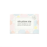 Silky Tots Silk Pillow Slip Blush
