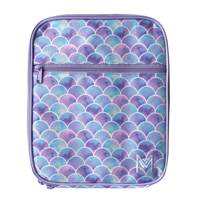 MontiiCo Insulated Lunchbag - Mermaid