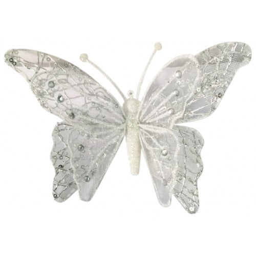 Urban Products Butterfly with Clip White