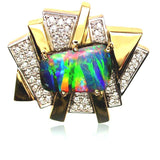 Top Gem Tiger Stripes Stunning Boulder Opal Pendant