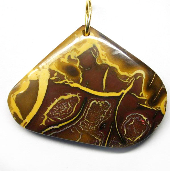 Unique Koroit Matrix Pendant