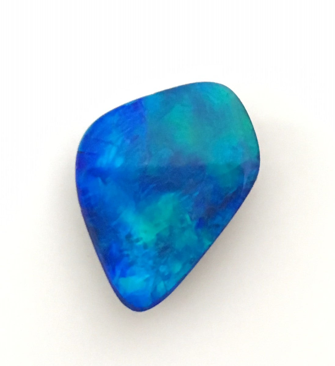 Blue Green Doublet Opal