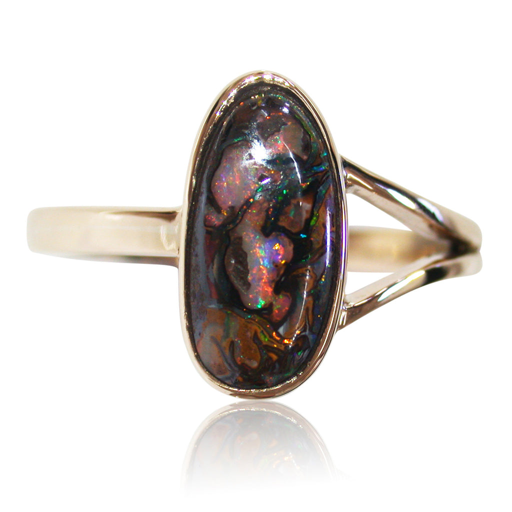 Multi Colour Matrix Ring