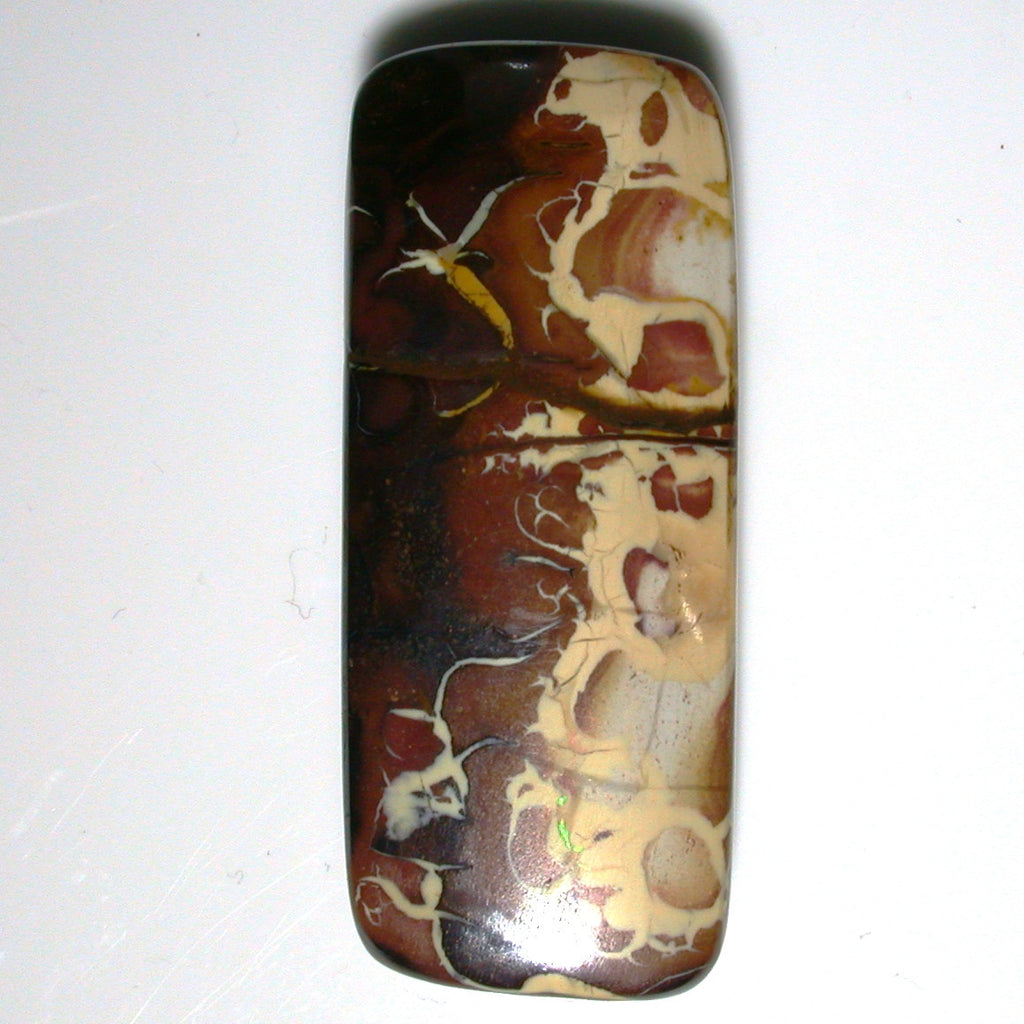 Outback mural Koroit Matrix in a slide pendant
