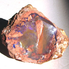Violet Queensland Pipe Opal