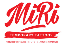 MIRI TATTOOS - Designer Temporary Tattoos