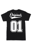 1st Gen Youth Black Originals Tee