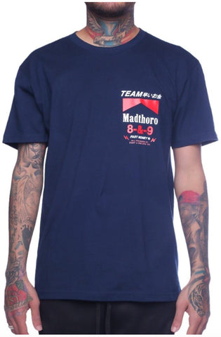 Eight & Nine MadThoro Navy Shirt
