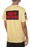 Eight & Nine Patron Beach Garment Dye Butter Tee