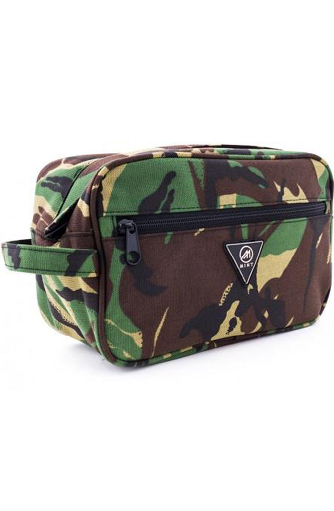 Mint Camo Smell Absorbent Travel Tote Bag