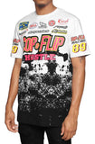 Eight & Nine Cash Heavy SS Motorcross Tee