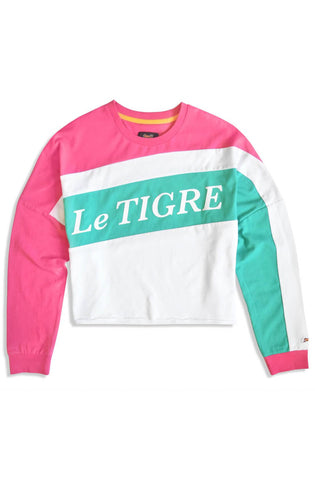 Le Tigre Color Block Tee