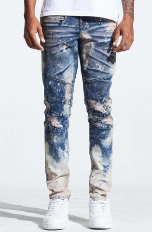 Crysp Ali Denim (Blue)