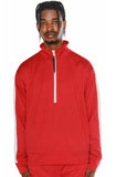 EPTM Half Zip Red Track Jacket