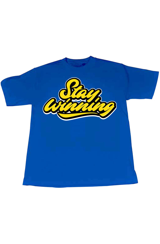Stay Winning Youth Dubs Surf Tee
