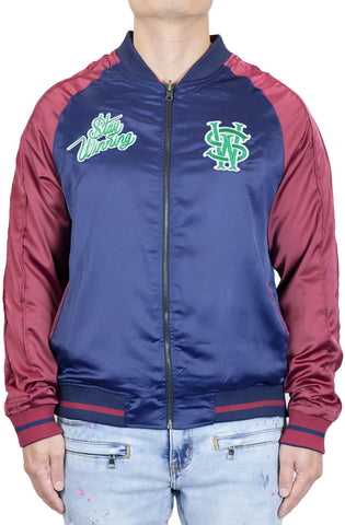 Stay Winning x Meet The Dealers Coast To Coast Reversible Jacket