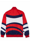 Le Tigre Abington Track Jacket (Red)