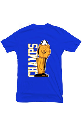 Allowance Clothing Golden State Champs Tee